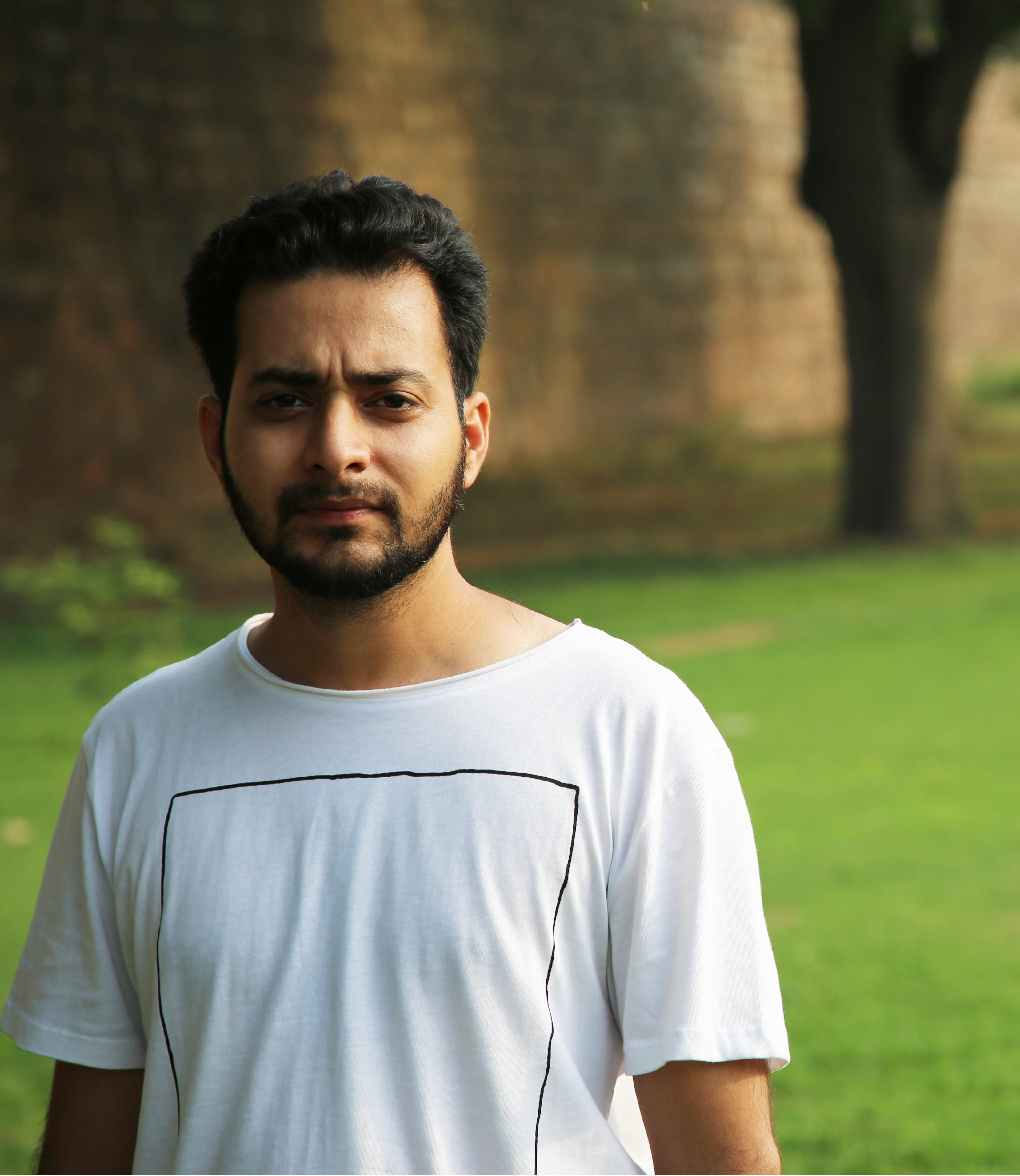 The Curator Mag - Parth Tiwari