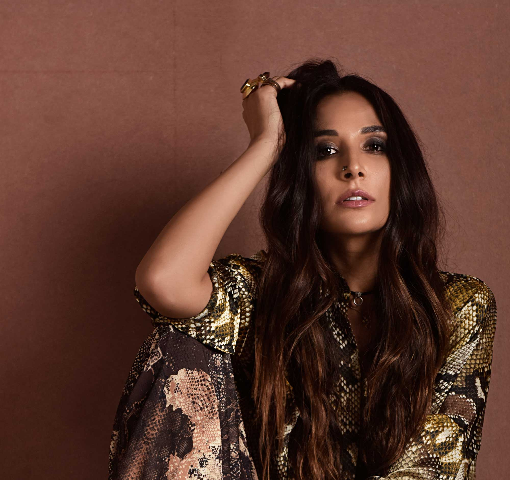 Performance, Artistry, Female-ness and Self Love – Monica Dogra, on Seeing Red