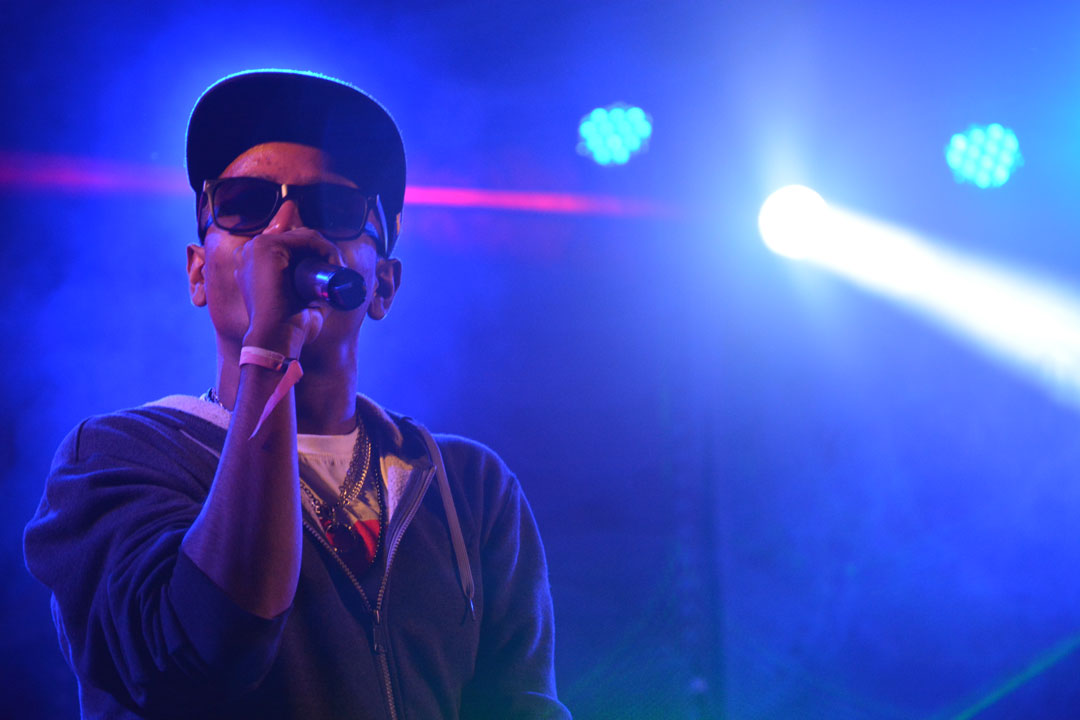 Vik Feyago, the one-man rap act behind Feyago, is a Kolkata based, music-mingling machine.